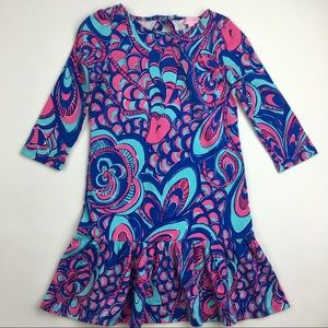 Lily Pulitzer Morgana dress Sz 10/12